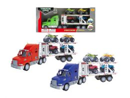 """18 Units of FRICTION TRUCK CARRIER 16.5"""" - Cars, Planes, Trains & Bikes"""