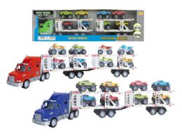 """12 Units of FRICTION TRUCK CARRIER 27.5"""" - Cars, Planes, Trains & Bikes"""