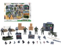 12 Units of SOLDIER FORCE PLAY SET - Toy Sets
