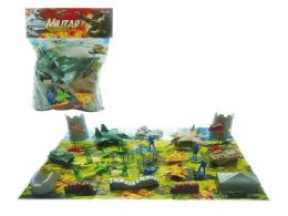 48 Units of COMBAT BATTLE SET (STAGE MAP INCLUDED) - Toy Sets