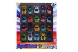 24 Units of DIECAST CAR COLLECTION (20 PCS SET) - Toy Sets