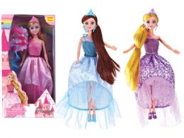 48 Units of BEAUTY PRINCESS DOLL PLAY SET - Dolls