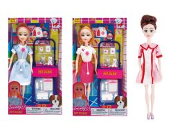 36 Units of BEAUTY PET DOCTOR DOLL PLAY SET - Dolls