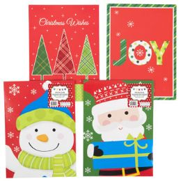 36 Units of Christmas Gift Box - Christmas Gift Bags and Boxes