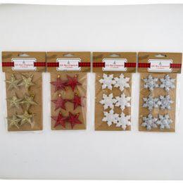 48 Units of Mini Tree Ornament Decor - Christmas Decorations
