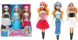 72 Units of BEAUTY DOLL COLLECTION - Dolls