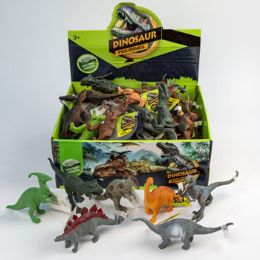 36 Units of Dino Plastic Figures - Toys & Games