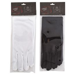 36 Units of Short Dressup Gloves - Costumes & Accessories