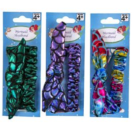 36 Units of Mermaid Headbands - Costumes & Accessories