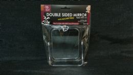 144 Units of RECTANGULAR DOUBLE SIDED/ZOOM MIRROR W/ STAND - Cosmetic Displays