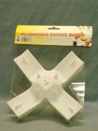 72 Units of MICROWAVABLE POTATO BAKER 36PC/CS - Kitchen Gadgets & Tools
