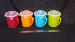 48 Units of PL. STORAGE CTNR SOUP CUP 24PC/CS - Storage Holders and Organizers