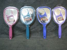 72 Units of HAND & POCKET MIRROR SET - Cosmetic Displays
