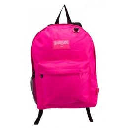 24 Units of Kids Classic Backpacks in Pink - Backpacks 17""