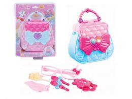36 Units of B/o Beauty Purse Play Set W/light & Sound Batt Incl - Girls Toys