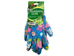 72 Units of Gardening Gloves In Assorted Colors - Gardening Gloves