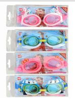 48 Units of Kids Cartoon Swimming Goggles - Summer Toys