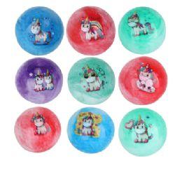 48 Units of Unicorn Ball - 12 inches - Balls