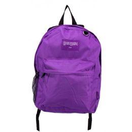 """24 Units of Kids Classic Backpacks in Purple - Backpacks 17"""""""