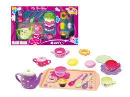18 Units of TEA PLAY SET - Toy Sets