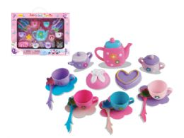 24 Units of FAIRY TEA PLAY SET - Toy Sets