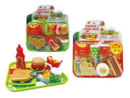 36 Units of FOOD PLAY SET (2 ASSTD.) - Toy Sets