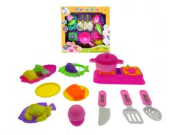 24 Units of KITCHEN PLAY SET (2 ASST.) - Toy Sets