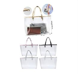 48 Units of Cc Pvc Bag - Tote Bags & Slings