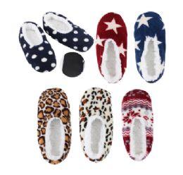 48 Units of Thermaxxx House Slipper Junior - Kids Winter Gloves