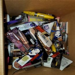 125 Units of Wholesale Assorted Maybelline & L'Oreal Cosmetic - Cosmetics