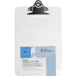 1488 Units of Wholesale Clipboards: Discounts On Business Source Plastic Clipboard - Office Clipboards