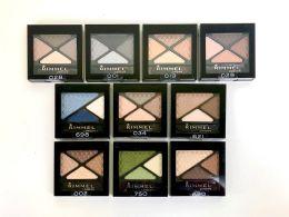 50 Units of Rimmel Trio Eye Shadow - Eye Shadow & Mascara