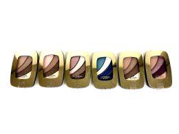 50 Units of L'oreal Colour Richie Eyebshadow - Eye Shadow & Mascara