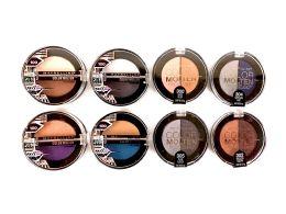 50 Units of Maybellne Color Molten Eyeshadow - Eye Shadow & Mascara