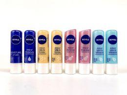 50 Units of Wholesale Nivea Lip Care Assortment - Lip Gloss
