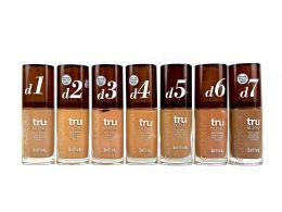 50 Units of Covergirl Trublend Liquid Makeup - Cosmetics
