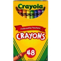 120 Units of Crayola 48 Crayons - Crayon