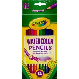144 Units of Crayola Multicultural Color Pencils - Office Supplies
