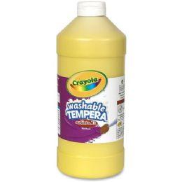 72 Units of Crayola Washable Tempera Paint - Paint, Brushes & Finger Paint