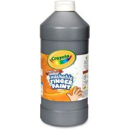 48 Units of Crayola Washable Finger Paint Markers - Paint, Brushes & Finger Paint