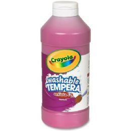 132 Units of Crayola Artista II Washable Tempera Paints - Paint, Brushes & Finger Paint