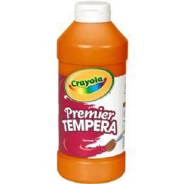 60 Units of Crayola 16 oz. Premier Tempera Paint - Paint, Brushes & Finger Paint