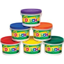 8 Units of Crayola Super Soft Dough - Office Supplies