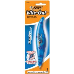 72 Units of Wite-Out Exact Liner Brand Correction Tape - Tape & Tape Dispensers