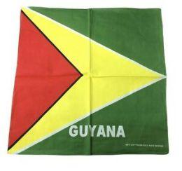 600 Units of Cotton Country Theme Guyana Bandana - Bandanas