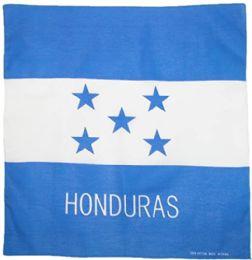 600 Units of Cotton Country Theme Honduras Bandana - Bandanas