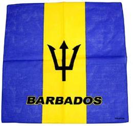 600 Units of Cotton Country Theme Barbados Bandana - Bandanas