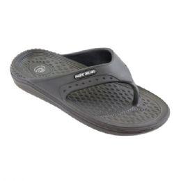 48 Units of Mens Shower Flip Flip In Gray - Men's Flip Flops and Sandals