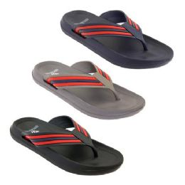 36 Units of Mens Sandals In Assorted Color - Men's Flip Flops and Sandals