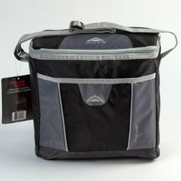 24 Units of Cooler 24 Can Insulated Collapsible 4 Assorted See N2 Poplar Pack - Cooler & Lunch Bags